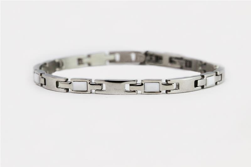 orologio codici promozionali a prezzi ragionevoli Bracciale Uomo Boccadamo ABR011W Armband Steel Acciaio Man | eBay