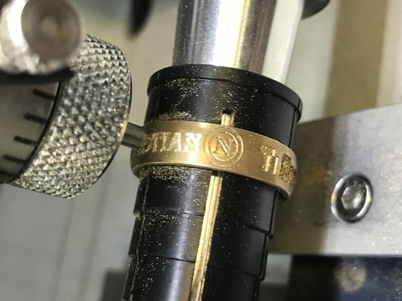 Servizio di incisione gioielli città oro pompei napoli salerno